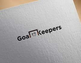 #44 for Design Goalkeeper Homepage Logo by azadshafia