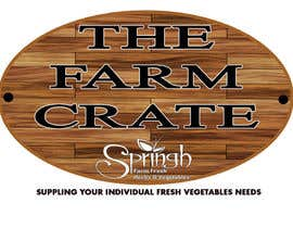 #38 for Design a Logo for Farm Crate by shantosazzad007