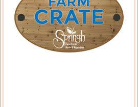 #32 for Design a Logo for Farm Crate by LogoExpert69
