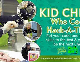#30 for Design a Banner: Kid Chefs Who Code Hack-a-Thon by maidang34