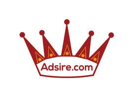 #42 for Design a logo for Adsire.com by FarukRaj24