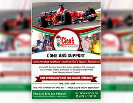 #11 for Formula 1 Event Flyer! by syedanooshxaidi9