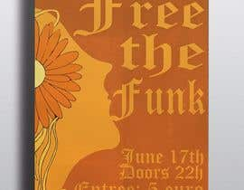 #9 for free the funk flyer by sabuz07