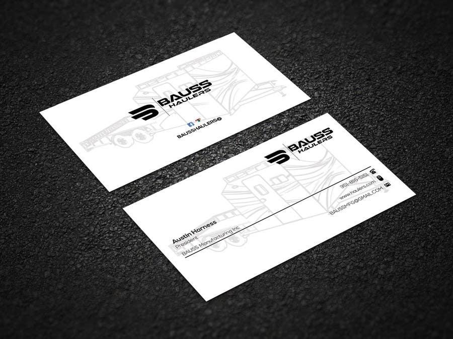 Entry #110 by HAFIZ779 for Design some Legal Business Cards | Freelancer