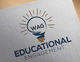 #193 for WAG Educational Engagement Logo Design by Rubel88D