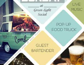 #91 for Digital Flyer For A Event/Party Being Thrown At Bar In Downtown Austin - Freelance Flyer Design Job by Xuanhoangf