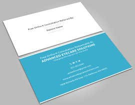 #65 for Design some Referral based Business Cards by imtiazmaruf34