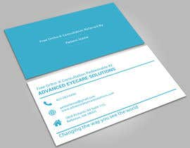 #67 for Design some Referral based Business Cards by imtiazmaruf34