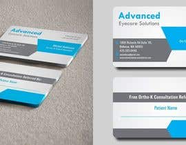#106 for Design some Referral based Business Cards by zaighum110