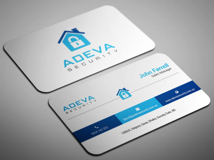 Entry 52 By Banglazone For Design A Business Card Within 24 Hours