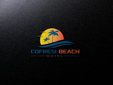 #59 for Cofresi Beach Hotel New Logo by Makkhi