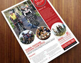 #77 for Cycling Club Flyer add promotion by avizeet85