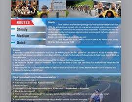 #88 for Cycling Club Flyer add promotion by zaighum110