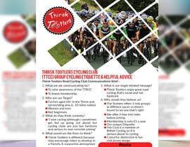 #74 for Cycling Club Flyer add promotion by monir7554