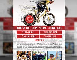 #87 for Cycling Club Flyer add promotion by rafaislam