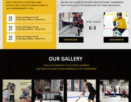 #20 for Hockey Training Center Website by rginfosystems