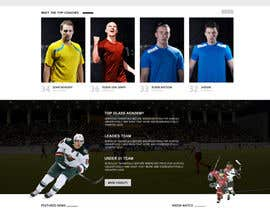 #16 for Hockey Training Center Website by responsivecoder