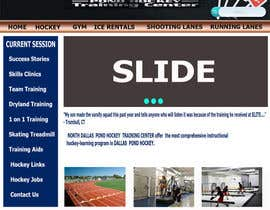 #22 for Hockey Training Center Website by rakib1261006