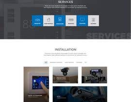 #28 for Create a WordPress Template - Website for our Small Business by anks44