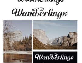 "#274 for Design a Logo - ""Wanderlings"" by stuartcorlett"