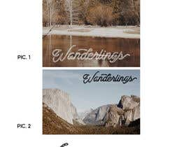 "#512 for Design a Logo - ""Wanderlings"" by stuartcorlett"