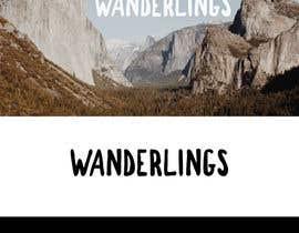 "#408 for Design a Logo - ""Wanderlings"" by aFARTAL"
