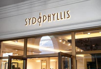 #353 for Syd & Phyllis Logo by patelrajan2219