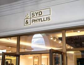 #303 for Syd & Phyllis Logo by engrnasim