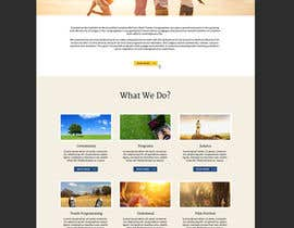 #7 for Design a Website Mockup For BTZ by neoxica
