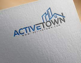 #3 for activetown.com logo design. by TheCUTStudios