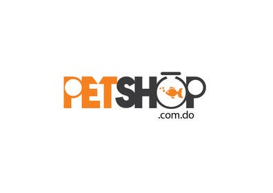 #532 para Logo Design for petshop.com.do por paxslg