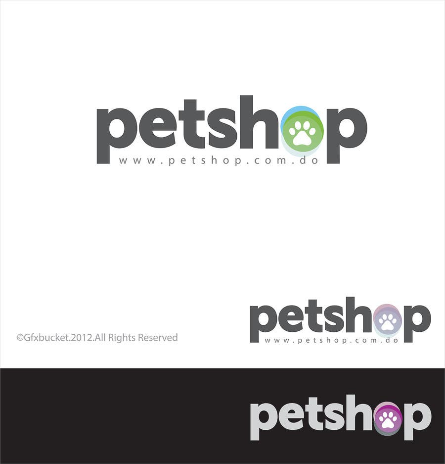 #194 for Logo Design for petshop.com.do by gfxbucket