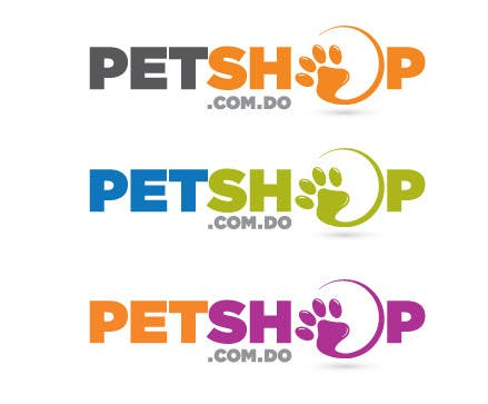 #351 for Logo Design for petshop.com.do by dyymonn