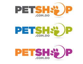 #351 para Logo Design for petshop.com.do por dyymonn