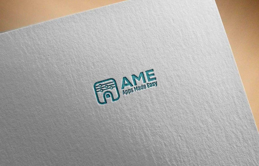 Contest Entry #45 for Design a Logo and strapline for Apps Made Easy (AME)