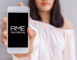#34 for Design a Logo and strapline for Apps Made Easy (AME) by Tamal28