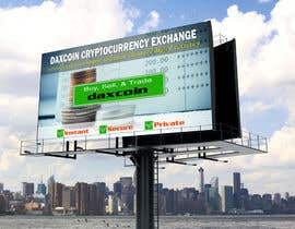 #22 for Design a Banner For A Cryptocurrency Exchange by Orko30