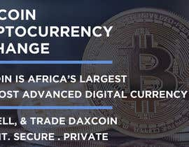 #14 for Design a Banner For A Cryptocurrency Exchange by jonakiharun