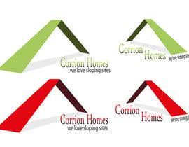 #290 untuk Logo Design for Corrion Homes oleh jempenaroyo