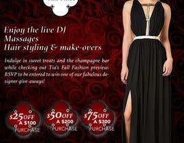 rubenreyes20 tarafından Fall Fashion Preview Promotional Flyer & Postcard için no 5