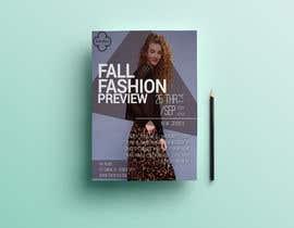 hassanqadir tarafından Fall Fashion Preview Promotional Flyer & Postcard için no 18