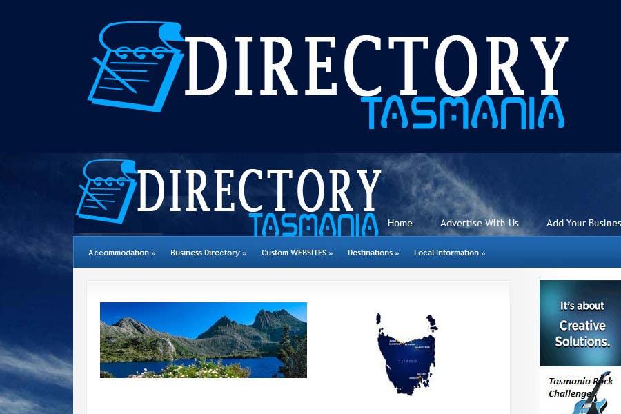 Inscrição nº                                         20                                      do Concurso para                                         Logo Design for Directory Tasmania