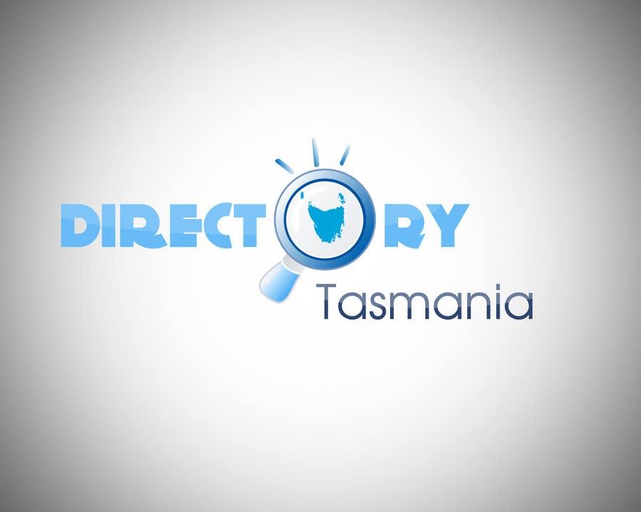 Inscrição nº                                         344                                      do Concurso para                                         Logo Design for Directory Tasmania