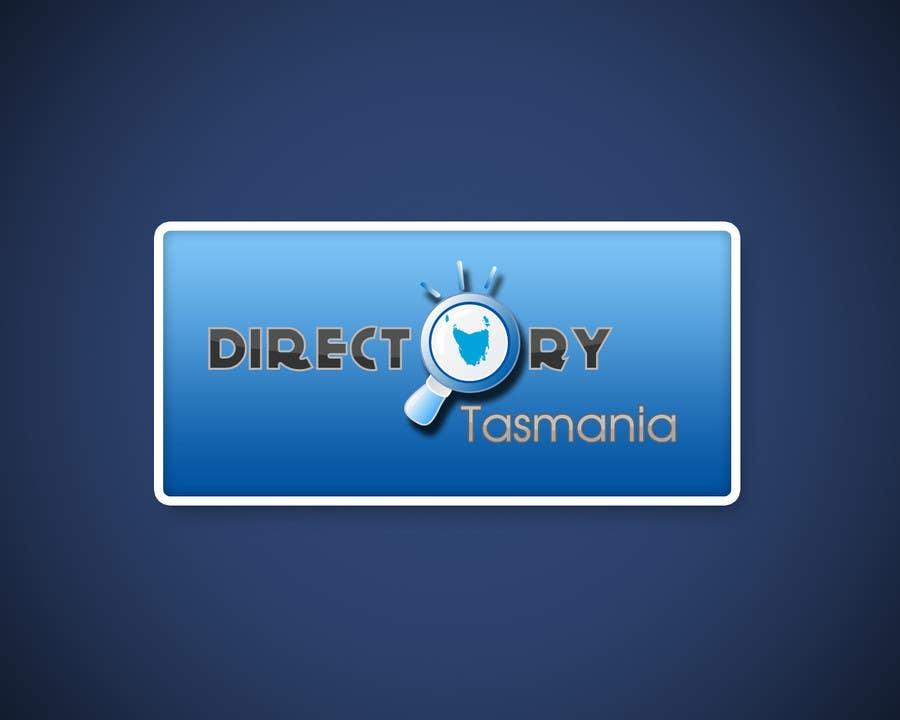 Inscrição nº                                         348                                      do Concurso para                                         Logo Design for Directory Tasmania