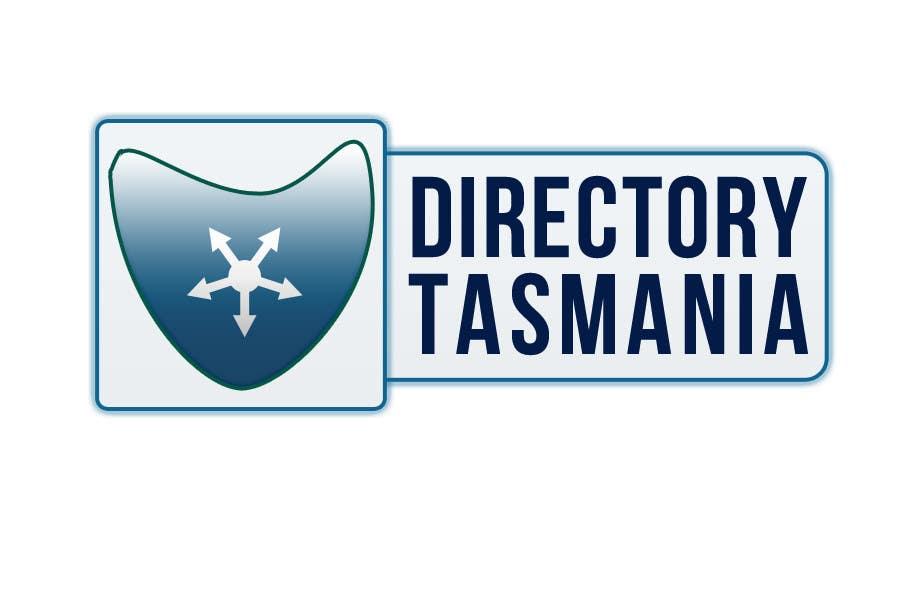 Inscrição nº                                         92                                      do Concurso para                                         Logo Design for Directory Tasmania