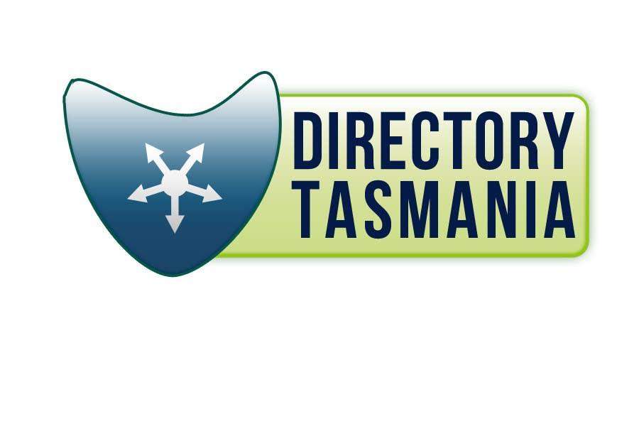 Inscrição nº                                         71                                      do Concurso para                                         Logo Design for Directory Tasmania