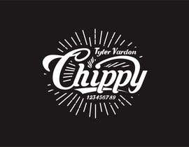 #234 for Design a Vintage Badge Style Logo for Chippy by Amalbasti