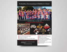 #36 for Design a Classy Professional-Looking Flyer for the Premier American choir by juwel786