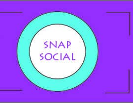 #29 for Design a Logo - SNAP SOCIAL by MahfujurNime