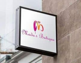 #38 for Logo Design - Mada's Butique by VirtualAdeptz17
